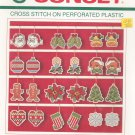 Sunset Festive Holiday Earrings Cross Stitch Kit In Package 18319