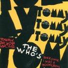 The Who's Tommy Souvenir Program 1993