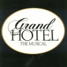 Grand Hotel The Musical Souvenir Program Martin Richards