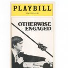 Otherwise Engaged Plymouth Theatre Playbill Souvenir 1977