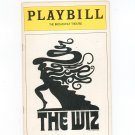 The Wiz Playbill Broadway Theatre 1978 Souvenir