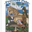 Precious Pets by Terra Stained Glass Patterns 0936459549