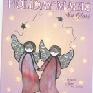 Holiday Magic In Glass Leopold & Zuhlke Patterns 0935133836