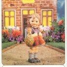 Vintage M. J. Hummel Figurines Calendar 1981