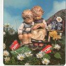 Vintage M. J. Hummel Figurines Calendar 1980