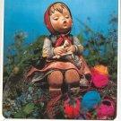 Vintage M. J. Hummel Figurines Calendar 1979