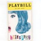 Hairspray Playbill Neil Simon Theatre 2002 Souvenir