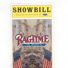 Ragtime The Musical Showbill Ford Center For The Performing Arts 1998