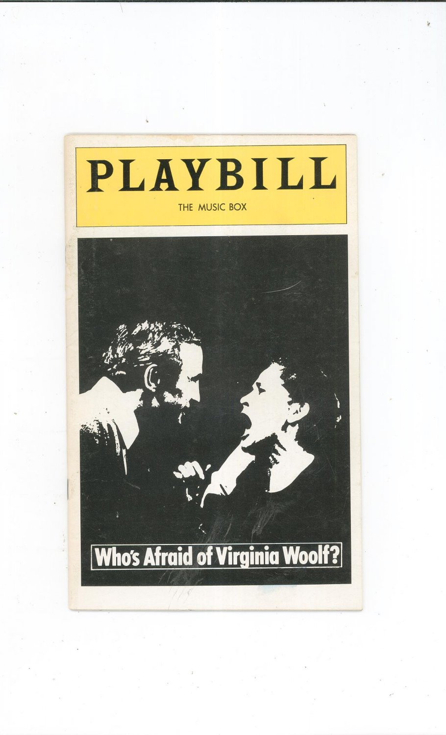 music in whos afraid of virginia Fifty years ago, the cast and crew of who's afraid of virginia woolf were on location in northampton to film some of the movie's iconic scenes.