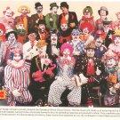 Vintage Eastman Kodak Damascus Shrine Circus Clowns Print