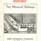 Vintage The Train Collectors Quarterly July 1966  Not PDF Free USA Shipping Offer