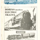 Vintage The Train Collectors Quarterly April 1966  Not PDF Free USA Shipping Offer