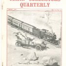 Vintage The Train Collectors Quarterly January 1965  Not PDF Free USA Shipping Offer