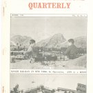 Vintage The Train Collectors Quarterly October 1964  Not PDF Free USA Shipping Offer