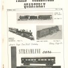 Vintage The Train Collectors Quarterly October 1963  Not PDF Free USA Shipping Offer