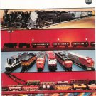 Vintage Lionel O/O27 Scale Trains Catalog 1976 Not PDF
