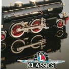 Vintage Lionel Classics Trains Brochure 1988 Standard Gauge Not PDF Free Shipping Offer