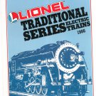 Vintage Lionel Traditional Series Electric Trains Catalog 1986 Not PDF Free Shipping Offer