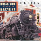 Lionel Legendary Trains Heritage Catalog Fall 1997 Not PDF Free Shipping Offer