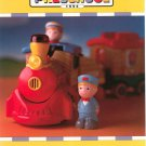Lionel 1994 Preschool Brochure Not PDF Free Shipping Offer
