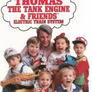 Lionel 1994 Thomas The Tank Engine & Friends Electric Train Catalog Not PDF Free Shipping Offer