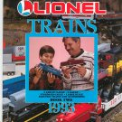 Welcome To The World Of Lionel Trains Catalog Two 1993 Not PDF Free Shipping Offer