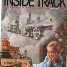 Lionel Railroader Club Inside Track Fall 2002 Issue 98 Not PDF Train Free Shipping Offer