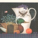 Patricia Nimocks Decoupage Art Print Still Life With Duck 101146 150