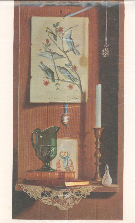 Patricia Nimocks Decoupage Art Print  105141 200