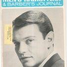 Vintage Men's Hairstylist & Barber's Journal Magazine 1965