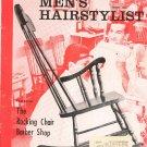 Vintage Barber's Journal & Men's Hairstylist Magazine 1962