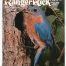 Vintage Ranger Rick's Nature Magazine 1981 Wildlife Federation Free USA Shipping Offer