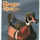 Vintage Ranger Rick's Nature Magazine 1976 Wildlife Federation Free USA Shipping Offer