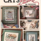 Cats Galore 66 Designs  Leisure Arts Leaflet 2821