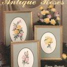 Antique Roses Seven Projects Leisure Arts Leaflet 2309