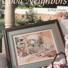 Good Neighbors Book Fifty Eight Leisure Arts Leaflet 2735 Paula Vaughan