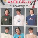 How To Use Waste Canvas Carol Emmer Leisure Arts Leaflet 2028 Combine Shipping