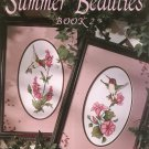 Summer Beauties Book 2 Carolyn Shores Wright Leisure Arts Leaflet 2717 Combine Shipping