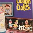 Vintage Dough Dolls Craft Book Mangelsen's 1974