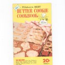 Pillsbury's Best Butter Cookie Cookbook Volume II Vintage