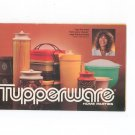 Tupperware Catalog 1981