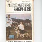 The Midwestern Shepherd Magazine 1975 Dog Canine