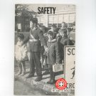 Vintage Boy Scouts Of America BSA Safety Merit Badge