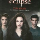 The Twilight Saga Eclipse The Score Piano Howard Shore 978423496526