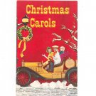 Vintage Christmas Carols Book / Pamphlet Advertising Bankers Trust Christmas Club