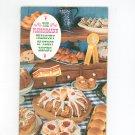 The Fleischmann Treasury Of Yeast Baking Cookbook Vintage Item