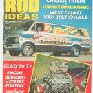 Vintage 1001 Custom And Rod Ideas Magazine December 1975 Not PDF