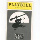 Miss Saigon Playbill The Broadway Theatre 1991 Souvenir