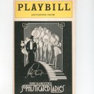 Duke Ellington's Sophisticated Ladies Lunt Fontanne Theatre Playbill Souvenir  1981