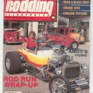 Vintage Street Rodding Illustrated Magazine Winter 1984  Not PDF